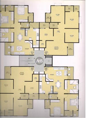 3 BHK Independent Flat / Floor For Sale in  Ahmedabad